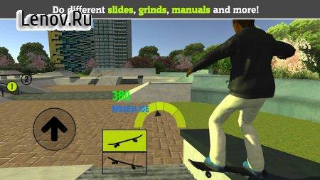 Skateboard FE3D 2 Freestyle Extreme 3D v 1.20 Мод (Money)