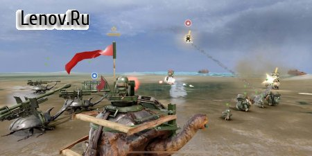 War Tortoise 2 v 1.03.13.5 Мод (много денег)