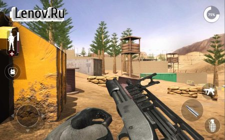Counter Terrorist Gun Attack v 1.0.2 Мод (Money)