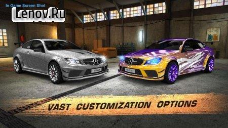 GT: Speed Club - Drag Racing / CSR Race Car Game v 1.9.0.300 Мод (money/gold)