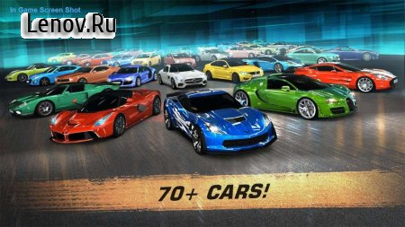 GT: Speed Club v 1.11.1 Мод (money/gold)