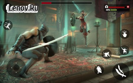 Ninja Samurai : Legend Hero Fighting v 1.0.1 Мод (Money)
