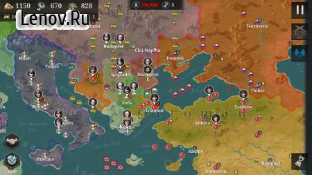 European war 6: 1914 v 1.3.28 Мод (много денег)