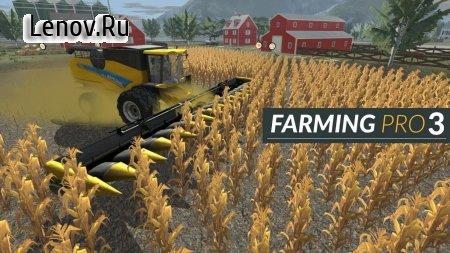 Farming PRO 3 v 1.0 b7 Мод (Unlimited money/diamond)