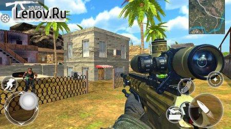 Fire Squad Battle Royale - Free Gun Shooting Game v 1 Мод (God Mode/One Hit Kill)