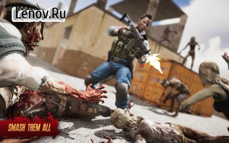 Zombie Survival Shooting : Dead Hunter 2019 v 1.0 Мод (Money/No ads)
