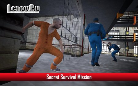 Prison Escape : Jailbreak Survival v 1.2 Мод (Money/No ads)