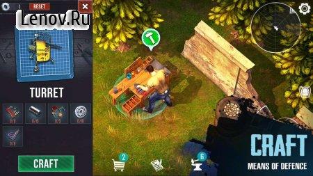 Last Survivor Diaries - Zombie Survival PRO v 0.1.4 Мод (полная версия)