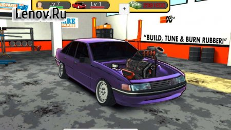 Burnout Masters v 1.0018 Мод (Unlimited Money)