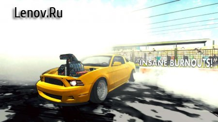 Burnout Masters v 1.0009 Мод (Unlimited Money)
