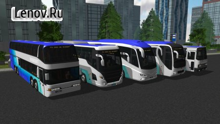 Public Transport Simulator - Coach v 1.2.1 Мод (Unlimited money/fuel/unlocked)