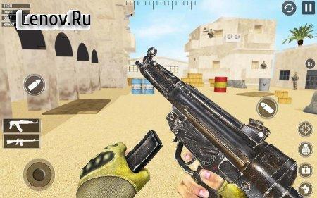 Fury Shooting Strike v 1.0.10 Мод (God Mode/One Hit Kill)