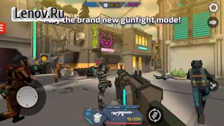 CALL OF GUNS: survival duty mobile online FPS v 1.8.2 Мод (Bullet usage without reduction)