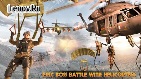 Special Ops Combat Missions 2019 v 1.5 Мод (God Mode/One Hit Kill)