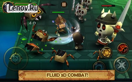 TinyLegends™ Monster Crasher v 1.1.6 Мод (Unlimited Gold/Crystal)