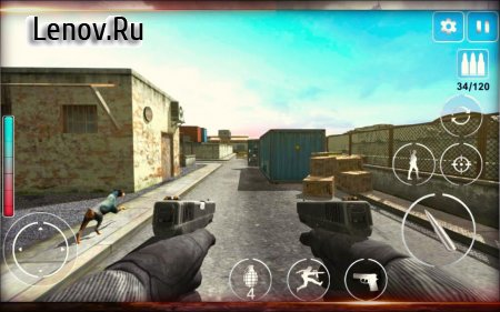 Delta Commando : FPS Action Game v 1.0.8 Мод (Unlimited coins)