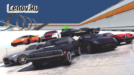 Car Stunt 3D Free - Driving Simulator 2020 v 1 Мод (Unlock all levels)