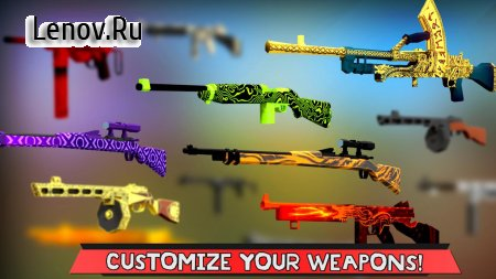 Raidfield 2 - Online WW2 Shooter v 9.236 Мод (Infinite Bullets)