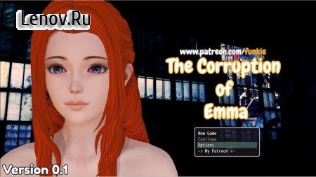 The Corruption of Emma (18+) v 0.8 Мод (полная версия)