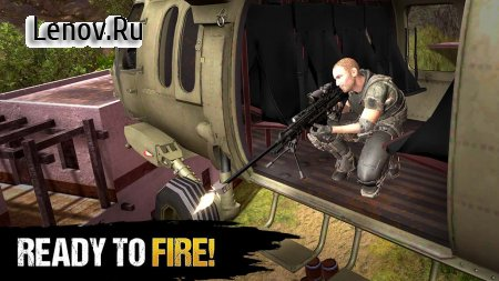 Sniper Shooter 3D: Best Shooting Game - FPS v 1.36 Мод (Unlimited Gold/Silver/Energy)