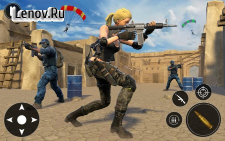 Special Forces Counter Terrorist Mission IGI v 2.6 Мод (God Mode/One Hit Kill)