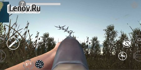 Hunting Simulator Game. The hunter simulator v 5.07 Мод (Unlimited Money/High level starting)