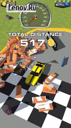Ramp Car Jumping v 1.7.1 Мод (много денег)