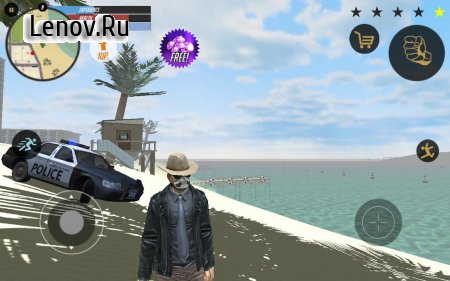 Real Gangster Crime 2 v 1.8 Мод (money)