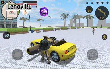 Real Gangster Crime 2 v 2.3 Мод (много денег)
