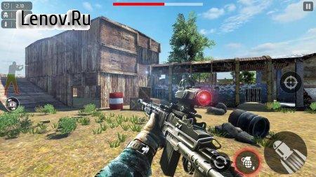 Cover Shoot 3D: Free Commando Game v 1.0.9 Мод (God Mode/One Hit Kill)