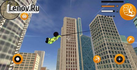 Army Commando Stickman Rope Hero Survival v 1.1 Мод (Unlimited Coin/Gems)