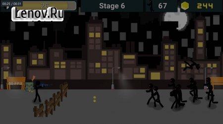 Stickman Hero v 0.23.5 Мод (God Mode)