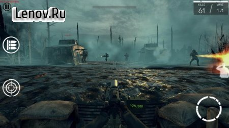 ZWar1: The Great War of the Dead v 0.0.82 Мод (Unlimited money)