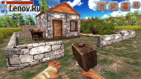 Island Is Home Survival Simulator Game v 2.1 Мод (god mode/max level)