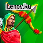 Hunter: Master of Arrows v 2.0.743 Mod (Menu Mod/big damage)