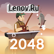 2048 Fishing v 1.9.0 Mod (Unlimited Gold Coins)