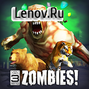 VDV MATCH 3 RPG: ZOMBIES! v 1.3 Mod (High Accuracy/DEF/Dex & More)
