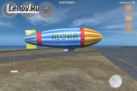 Airplane Fly Hawaii v 2.6 (Unlocked)