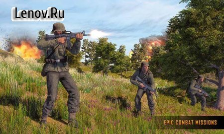 US Army Commando Battleground Survival Mission v 4.4 (God Mode/One Hit Kill)