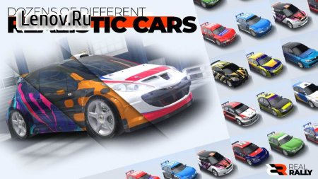 Real Rally v 0.4.3 Mod (Unlocked)