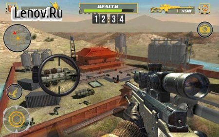 Mission IGI: Free Shooting Games FPS v 1.3.2 (God Mode/One Hit Kill)
