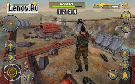 Mission IGI: Free Shooting Games FPS v 1.3.2 (God Mode/One Hit Kill)