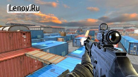 Mission Critical Strike v 8.5 (God Mode/One Hit Kill)