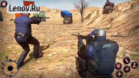 Battleground Survival Free FPS Shooting Game 2019 v 3 (God Mode/One Hit Kill)