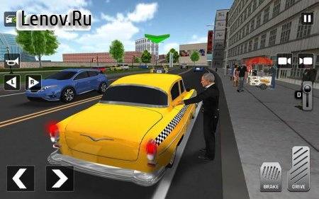 City Taxi Driving: Fun 3D Car Driver Simulator v 1.0 (Unlimited coins)