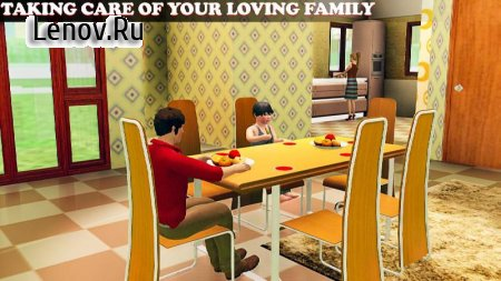 New Virtual Mom Happy Family 2020:Mother Simulator v 1.0 Mod (Unlocked)