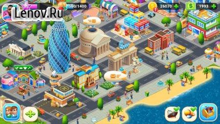 Farm City : Farming & City Island v 2.8.34 Mod (Unlimited Cashs/Coins)