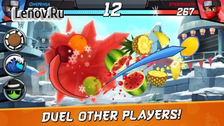 Fruit Ninja 2 - Fun Action Games v 1.56.1 Mod (Unlimited Gems/Coins)