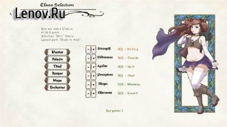 Tales Of Androgyny (18+) v 0.3.11.3 Мод (полная версия)