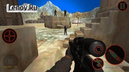 IGI Commando Missions: Free Shooting Games FPS v 6.0.1 Mod (God Mode/One Kill Hit)